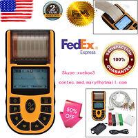 Portable Digital Single 1-channel Electrocardiograph Ecg Machine+software,ekg