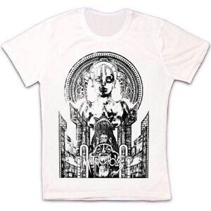 Metropolis-aleman-pelicula-silenciosa-Sci-Fi-de-estilo-vintage-y-retro-Hipster-Unisex-T-Shirt-1049