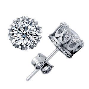 Handmade-Crown-Cubic-Zirconia-Stud-Earrings-for-Women-8MM-2-2g