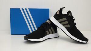 9ea0a459a Adidas Originals Men s X PLR Runners Black Ash Silver D96745 - BRAND ...