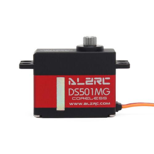 ALZRC DS501MG For RC Helicopter Medium Digital Metal Locked Rudder Servo