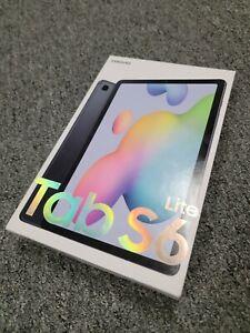 """Samsung Galaxy Tab S6 Lite 64GB, Wi-Fi, 10.4"""" SM-P610NZAAXAR - Oxford Gray"""