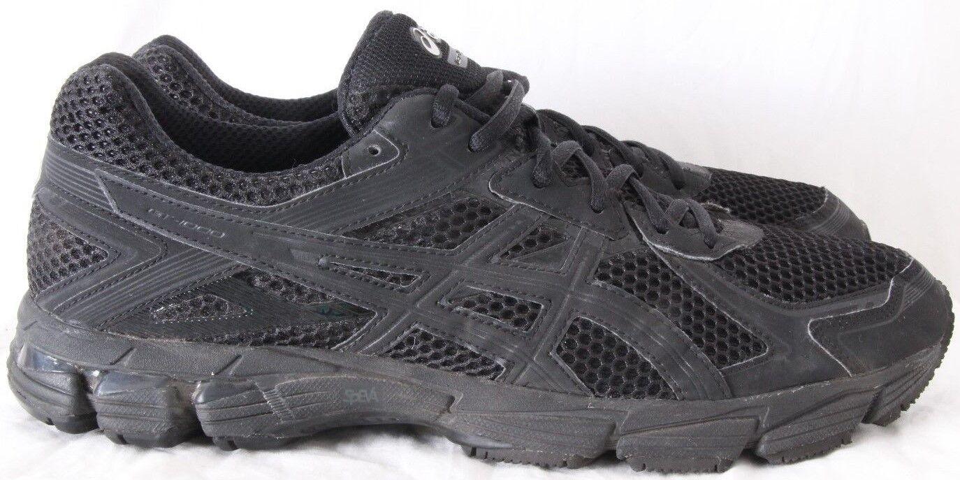 Asics T3R0N GT-1000 Running 2 Leather Athletic Gel Running GT-1000 Sport Sneaker Men's US 11 ababc8