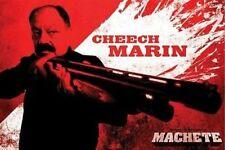 Poster Machete Rodriguez Tarantino Cheech Marin Ed Inglese 61x91,5cm