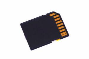 * UK STOCK * 4GB Full Size SDHC Memory Card per macchina fotografica GPS registratore Stick Flash