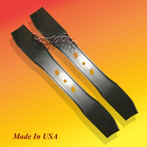 Vinaro 450ST Rotary 50411 USA 2 Blades for Masport Bagger 511181 Novara 350ST