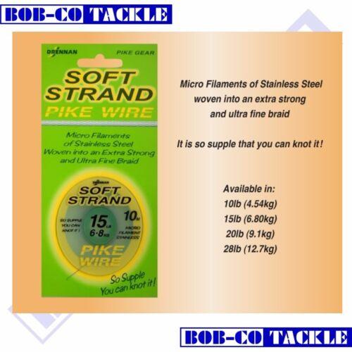 Drennan Trace Wire Soft Plage