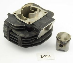 CAGIVA-W8-125-Ano-FAB-96-Cilindro-PISToN