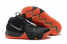 068122593c64 Nike Kyrie 4 Venus Flytrap Men s Sz 12 Basketball Shoes Black Orange ...