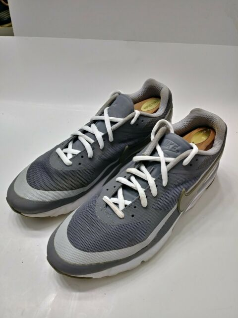 Nike Air Max BW Ultra 819475 001 Men's Athletic Running Shoe Grey White Size 12