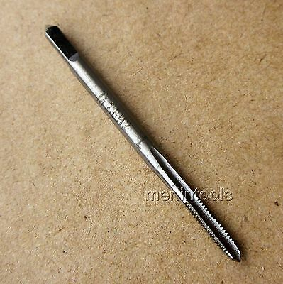 A set = 2pcs Hand taps 2.2mm x 0.45 Metric HSS Right hand Tap M2.2  tap