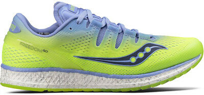 Saucony Freedom ISO Womens Running Shoes Green | eBay
