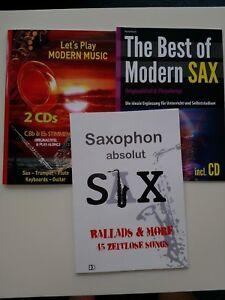 Abverkauf-Noten-Paket-Nr-12-Saxophon-3er-Set