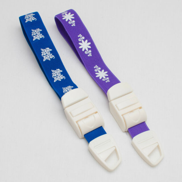 Flower and Butterfly Medical Tourniquets - brand new design