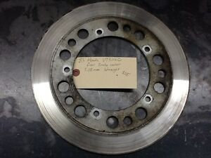 1983-Honda-Shadow-VT500C-Front-Brake-Rotor