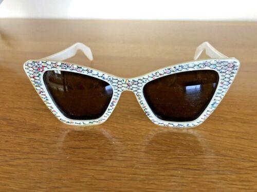 Authentic Vintage 1940s/1950s Cat Eye Sunglasses