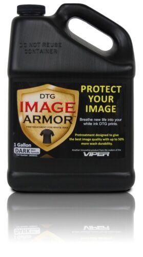 Image Armor DARK Pretreatment For Direct-To-Garment Printers DARK SHIRT FORMUA