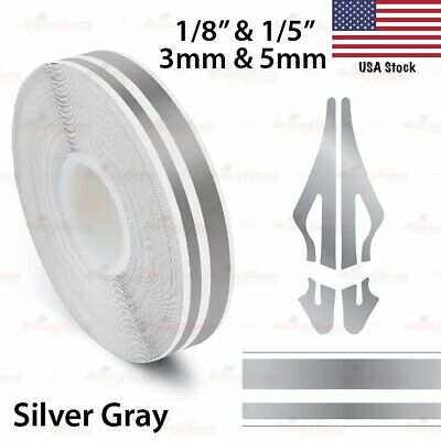 """15mm 9//16/"""" PinStriping Pin Stripe Tape Car Motorcycle Double Line Vinyl Stickers"""