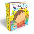 Buzz, Splash, Zoom, Roar!: 4-Book Karen Katz Lift-The-Flap Gift Set: Buzz, Buzz, Baby!; Splish, Splash, Baby!; Zoom, Zoom, Baby!; Roar, Roar, Baby! by Karen Katz (Board book, 2015)