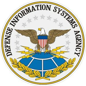 U-S-Defence-Information-Systems-Agency-Decal-Sticker