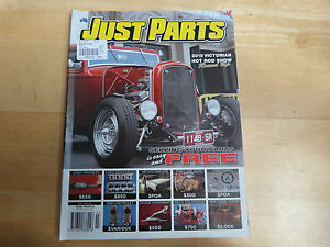 JUST-PARTS-CAR-MAGAZINE-ISSUE-256-2015-VICTORIAN-HOT-ROD-SHOW-ROUND-UP
