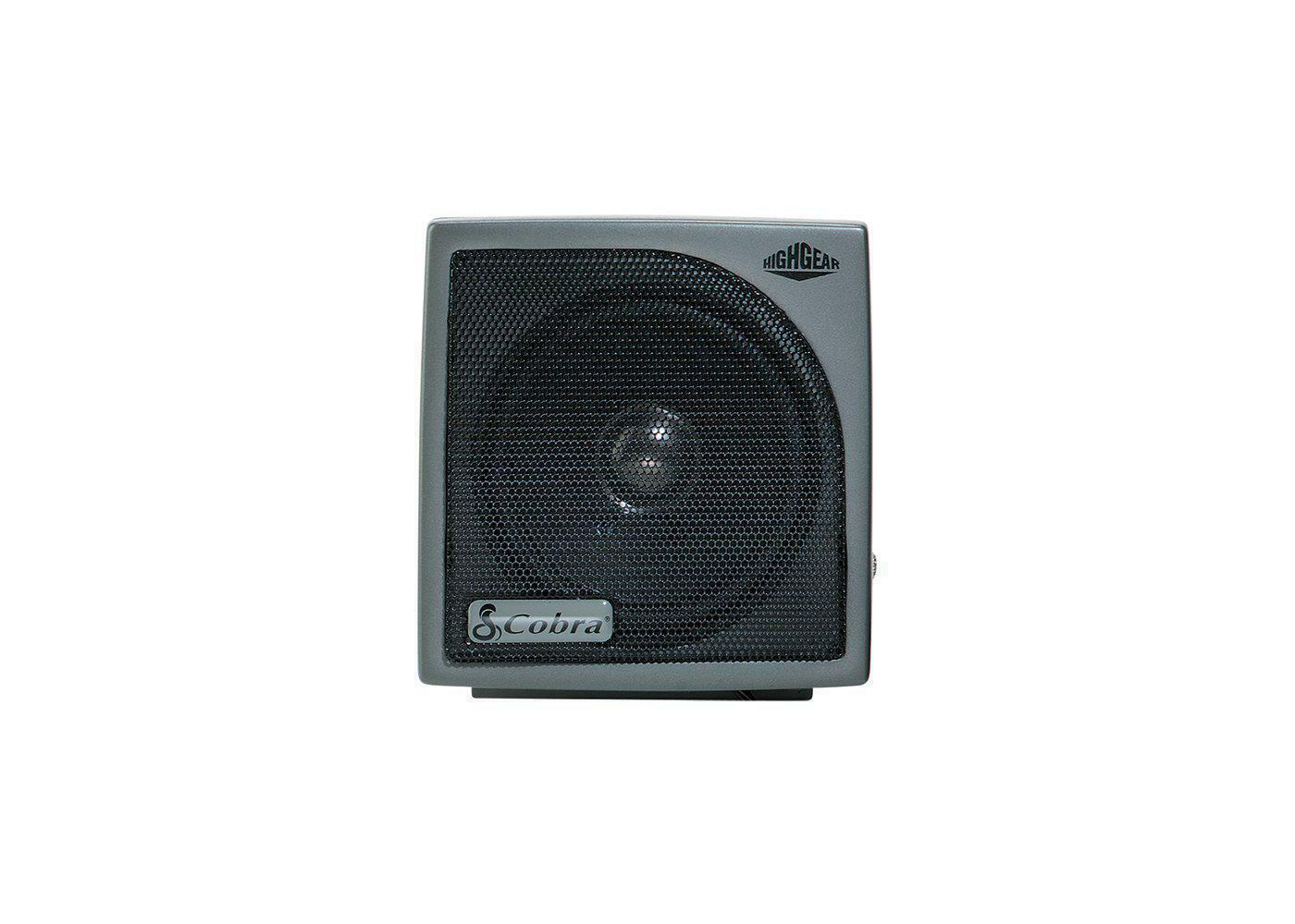 cobraelectronics Cobra HG S500 - Dynamic External CB Speaker with Noise Filter and Talk-back