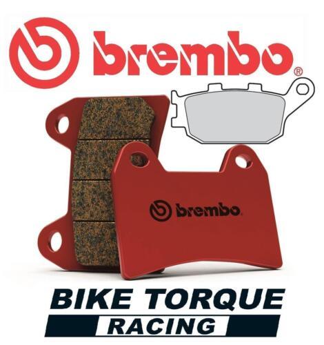 Honda NC700 XA/XAD ABS 2012> Brembo SP Rear Brake Pads