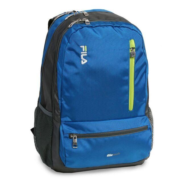 FILA Nexus 15.6-inch Laptop Backpack School Book Bag - NWT  741312314353c