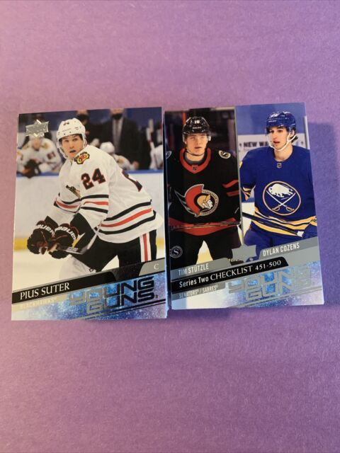 2020-21 Upper deck Series 2 Young Guns Player Select you pick