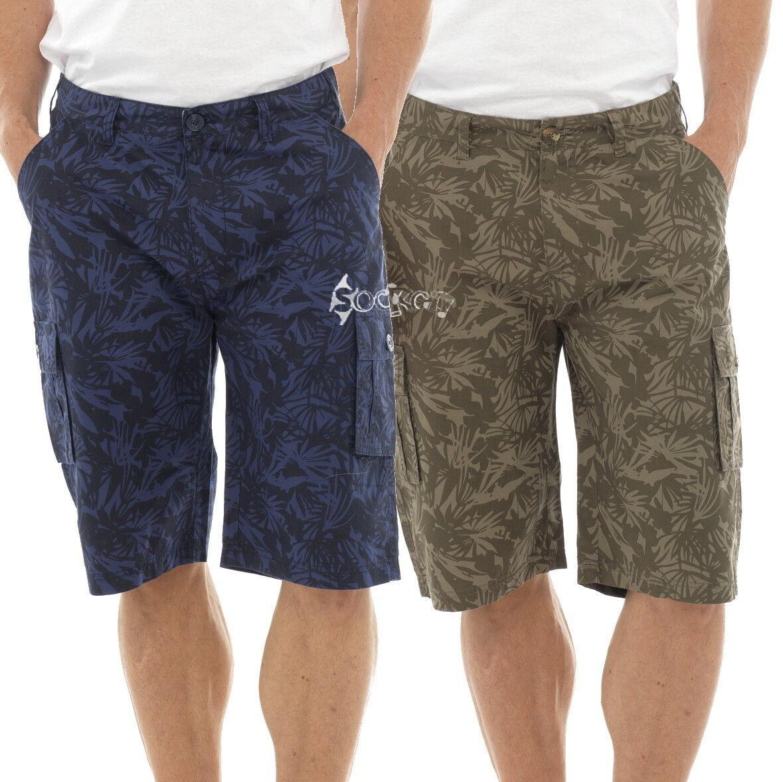 Coton Homme Pyjamas Xl En Palm Shorts L Imprimé Lounge Taille M qUzSMVpG
