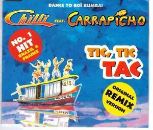 Chilli Feat. Carrapicho : Tic, Tic Tac - Wolfenbüttel, Deutschland - Chilli Feat. Carrapicho : Tic, Tic Tac - Wolfenbüttel, Deutschland