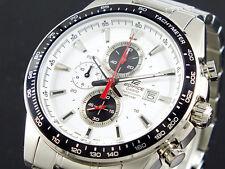 CASIO EDIFICE Chronograph 100M EF547D-7A1 EF-547D-7A1 Free Ship @
