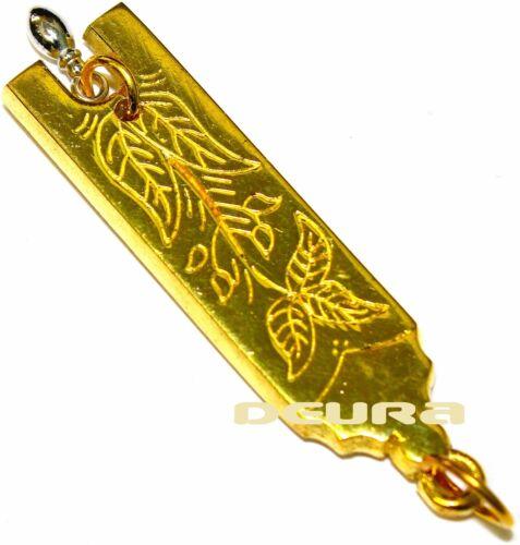 Junior Warden Collar Jewel in Gold NEW $6.99