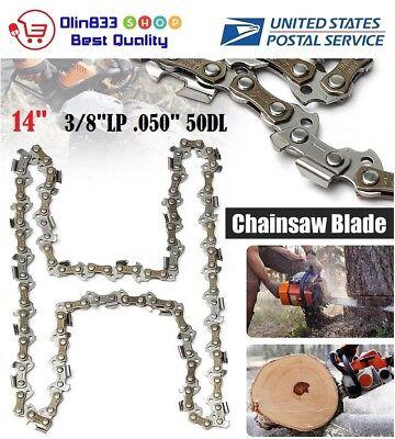 "18/"" CHAINSAW SAW CHAIN BLADE LOOP .050/""  3//8LP 62 DL REPL STIHL 009 017 019"