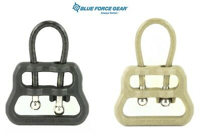 """Multiple Colors Available! NEW Blue Force Gear Wire U-Loop 1.25/"""" or 1/"""""""
