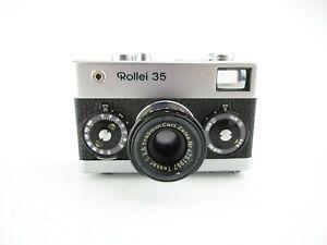 Rollei-35-Germany-Kompaktkamera-compact-camera-Carl-Zeiss-Tessar-1-3-5-f-40mm
