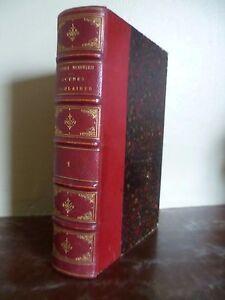 Scenes Popolari H.Monnier Nouv.edit. 1879 Dentu Parigi/Tr.jaspees/Figure IN8