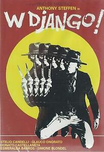 W-Django-DVD-Pino-De-Martino-Anthony-Steffen-1971-NEW-SEALED