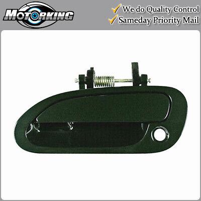 B4143 For Outside Door Handle 98-02 Honda Accord Rear Right Dark Green G87P