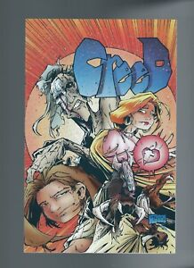 Creed-1-Limited-Edition-1995-Lightning-Comics-Mint-9-6-with-Cert-Dealer-Item
