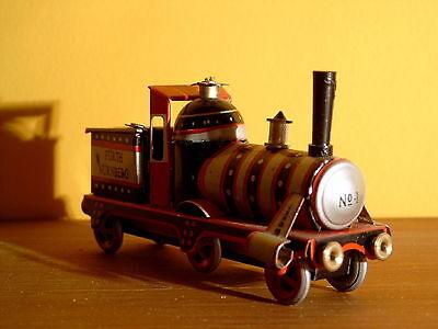 """Kleine Eisenbahn, Zug """"fürth Nürnberg"""", Blech"""