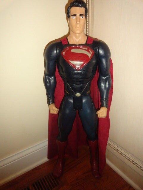 RARE 31  DC Comics Comics Comics Superman Action Figure - FREE SHIPPING 9d9a53