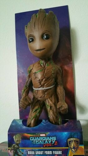 NECA Life Taille 1:1 Baby Groot mousse Figure Replica Guardians of the Galaxy Vol.2