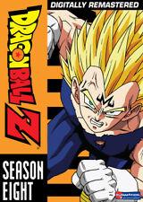 Dragon Ball Z - Season 8 (DVD, 2009, 6-Disc Set, Digitally Remastered)