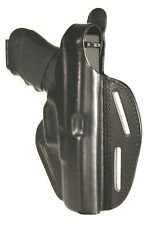 Blackhawk Leather Right Pancake Holster in Black for Glock 19/23/32/36 #420004BK