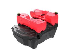 ATV-Quad-Koffer-passend-fuer-Polaris-RZR-1000-Serie-Staubox-inkl-Kanister