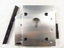 SATA HDD hard drive Adapter Bay Caddy for LENOVO Thinkpad T420 T520 12.7mm