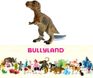 Figurine-Dinosaures-Tyrannosaure-Peint-Main-10-cm-Jurassic-Jouet-Bullyland-61344