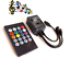 thumbnail 2 - DC 12V/24V RGB Led Strip Light Music Controller For 3528 5050 Led strip RGB Flex