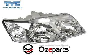 RH Right Head Light Chrome For Holden Commodore VY 02~03 Executive Acclaim S